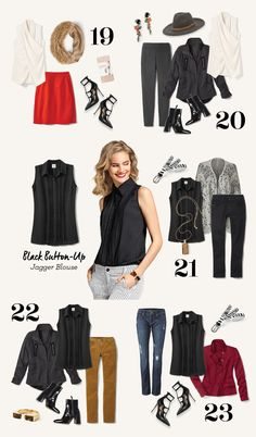 cabi Clothing   30 Fall Outfits