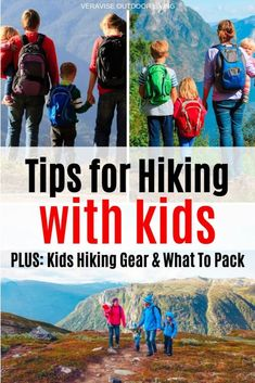 Does hiking with your kids seem like an impossible task? Our family began hiking as a natural progression of our homeschooling and traveling lifestyle. A family hike doesn't have to be impossible or o Hiking With Kids, Travel With Kids, Family Travel, Summer Travel, Thru Hiking, Camping And Hiking, Hiking Gear, Hiking Trips, Kayak Camping