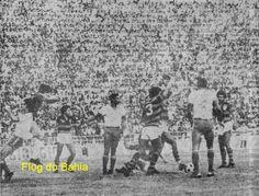 Ba-Vi no qual o Bahia ganhou o Título do Cinquentenário em 1981 (Bahia 2x1)