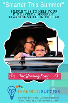 Simple tips to help your children develop different learning skills in the car