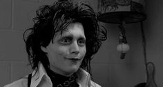 Edward Scissorhands GIFs That Are So You At Brunch