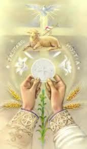 Výsledek obrázku pro holy comunion