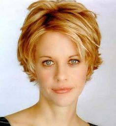 Blonde Short Haircuts 2013 | 2013 Short Haircut for Women