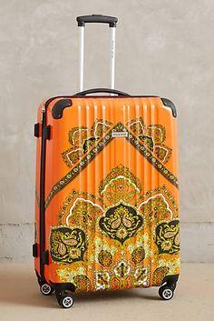 Bandana Trolley Suitcase