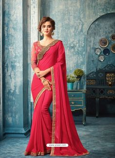Buy Hug Collection of sarees Like Designer Saree,Wedding Sarees,Cotton Sarees,Party wear Saree and More For All Occasion And Festival, Shop Now Get Discount Up to Off Cash On Delivery Available ! Chiffon Saree, Georgette Sarees, Lehenga Choli, Anarkali, Saree Dress, Fancy Sarees, Party Wear Sarees, Saree Designs Party Wear, Saris