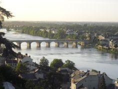 le pont sur la rivière