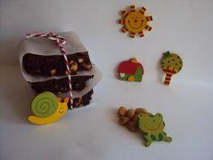 Sr. Avental: O Chocolate... Os Brownies... e as Crianças