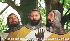 """And if you disagree... 