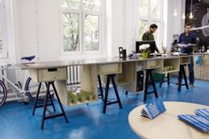 HOTSPOT - Betahaus Sofia - Architizer