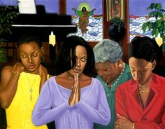 An Afro-Kin Store - Black Religious Art, Religious African American Art