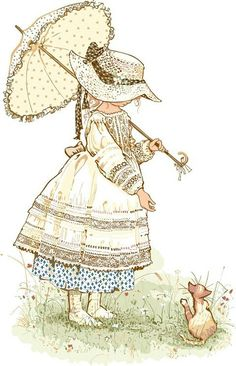 sarah kay - Page 5 Holly Hobbie, Hobbies For Women, Hobbies To Try, Vintage Pictures, Vintage Images, Sara Kay, Dibujos Cute, Illustration Girl, Vintage Girls