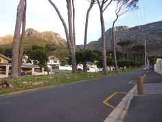 Ca c'est une tite air avant le parc des enfants avant d'arriver dans notre quartier