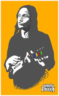 Violeta Parra's Folkband. Chile, How To Better Yourself, Carpe Diem, Street Art, Women's Rights, Humor, People, Olinda, Women