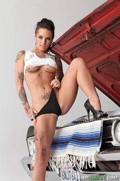 Janine lindemulder interview interracial