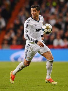 Cristiano Ronaldo - Real Madrid v Borussia Dortmund