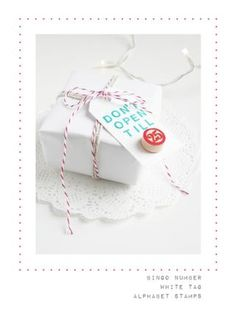 ISSUU - Wrap your Xmas 2012 by Silvia Curti