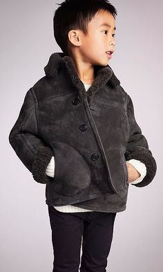 Wow want this jacket for myself!