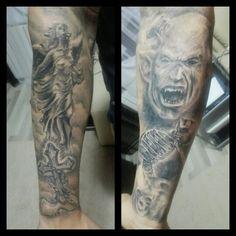 Dad's tattoo