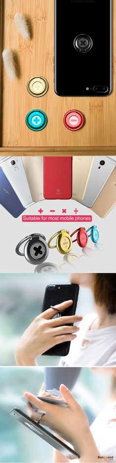 US$5.99 + Free shipping. Finger Ring Holder, mount phone holder, universal mount holder, mount holder for iPhone, phone holder. Color: Black, Gold, Red, Blue. Thin to 3mm, light to 14g, do not increase the grip pressure for you to hold the mobile phone. Zinc Alloy material, Tough and Durable. Smooth surface and good hand-feeling.