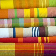 Fabric in Barefoot Shop, Galle Road, Colombo Sri Lanka Ceylon Sri Lanka, Linen Bedding, Bed Linen, Material Girls, Beautiful Islands, Design Crafts, Barefoot, Fabric Design, Design Inspiration
