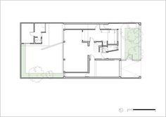 Itobi House,Plan (after) - Ground Floor