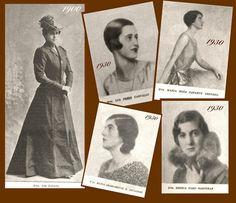 Las familias Walker en Chile: Sociales Santiago 1900 - 1930