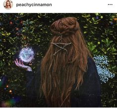 Witch Aesthetic, Aesthetic Hair, Harmony Nice, Jonna Jinton, Hedge Witch, Season Of The Witch, Beltane, Magick, Witchcraft