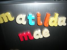 Matilda Mae - menai's posterous