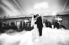 Karina and Omar dancing at Fiesta Banquets in Wood-Ridge - Photo by MJR Photography - See more on newjerseybride.com