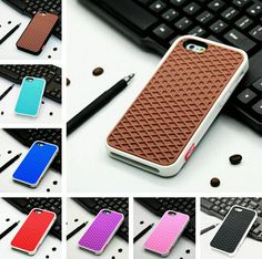 ab96c3358b 2015 new Fashion for iphone 6 case cover Soft Rubber Silicone Waffle Shoe