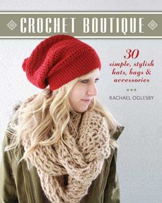 Crocheting for a Day with Crochet Boutique