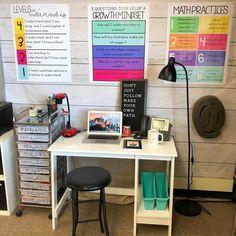 16 best organized teacher desk images in 2018 classroom classroom rh pinterest com