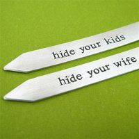 Hide Your Kids Collar Stays by Spiffing Jewelry - $20