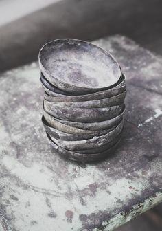 Mini bowls.