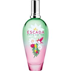 Escada Fiesta Carioca Eau de Toilette Spray ❤ liked on Polyvore featuring beauty products, fragrance, escada, escada fragrances and escada perfume