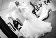 our Pronovias trunk show