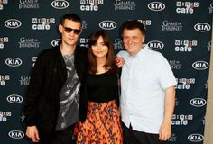 """""""Doctor Who"""" at Comic-Con: Matt Smith, Jenna Coleman and Steven Moffat preview the 50th Anniversary special and discuss Smith's farewell in the Christmas special."""