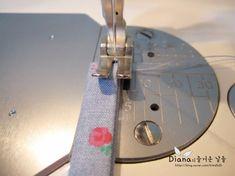[공유] (과정샷) 아기 보넷 만들기 : 네이버 블로그 Sewing Ideas, Projects To Try, Quilting, Beanies, Caps Hats, Dressmaking, Make It Happen, Fat Quarters, Jelly Rolls