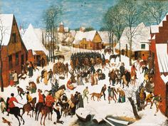 pieter bruegel - Google Search The Slaughter of the Innocents