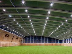 Tottenham Hotspur FC Training Centre #THFC #Football #Architecture #sport