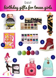 Best Gifts for 12 Year Old Girls in 2017 | 12th birthday ...