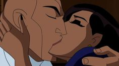Lex Luthor And Lois Lane Making Out