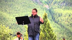 "Maybe you're turning into a monster, did you ever think of that? Shane Koyczan - ""Heaven, or Whatever"" (Banff Shaw Amphitheatre)"