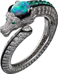 The Cartier Étourdissant Collection Bracelet WOMEN'S JEWELRY http://amzn.to/2ljp5IH