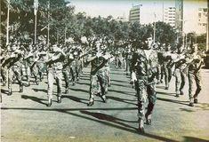 "Portuguese ""elite"" comandos - African Colonial War 1961/74"