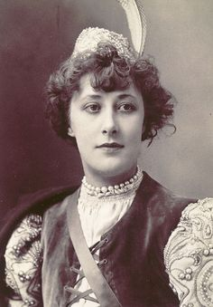 Liane de Pougy (July 2, 1869-Dec. 26, 1950) French dancer and courtesan.