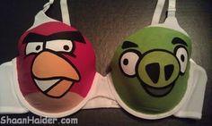 angry birds bra