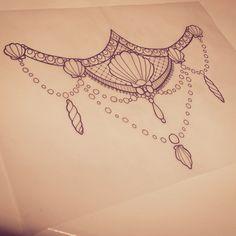 Pretty Grotesque Tattoo Designs : Photo