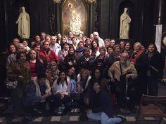 Felicitación de peregrina a Europa del Este e Israel María Yturralde.  Queremos compartirles esta felicitación que nos hizo llegar MARÍA ERCILIA YTURRALDE ESCUDERO realmente nos llega al corazón y estamos muy agradecidos de haberle podido servir.  ESTIMADO CHRISTIAN                                                               LA PRESENTE A MÁS DE SALUDARLOLLEVA COMO FIN  FELICITARLO POR LA MAGNÍFICA ORGANIZACIÓN DE LA PEREGRINACIÓN DE LOS SANTUARIOS DE EUROPA DEL ESTE E  ISRAELCUMPLIDA…