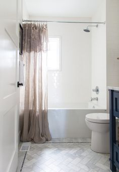 March 17: Before & After: The Little Bathroom — The House Diaries